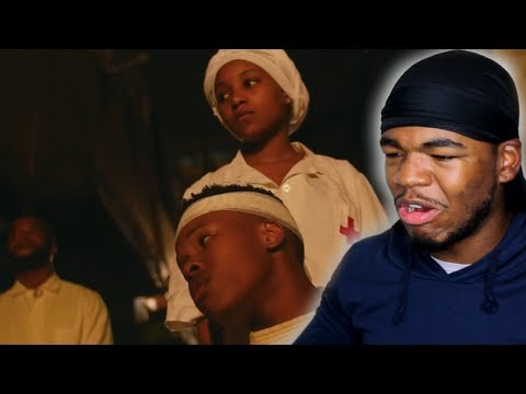 ANUS | Nasty C - Bamm Bamm | Reaction