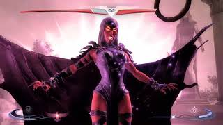 Injustice: Gods Among Us Ultimate Edition Raven vs Killer Frost