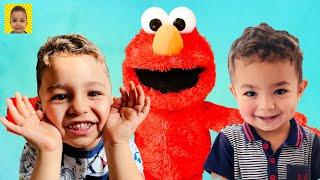 Peek A Boo Nursery Rhymes by Ethan and Callum