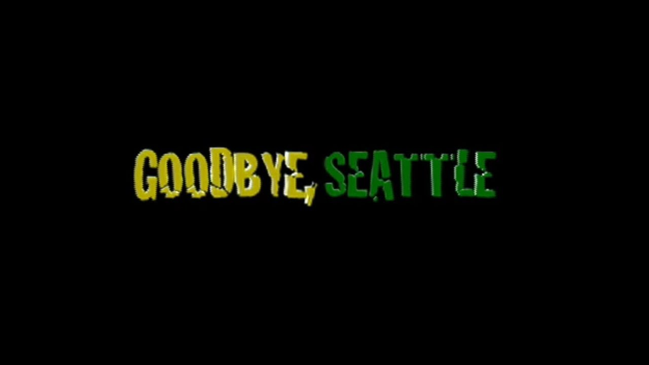 """GOODBYE, SEATTLE"" - (2009) Short Documentary"