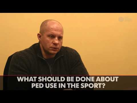 Fedor Emelianenko on heavyweight division, 'Cro Cop' and PEDs in MMA