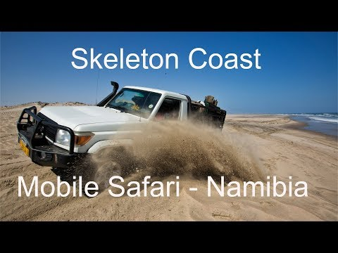 Skeleton Coast Mobile Safari Namibia 4K