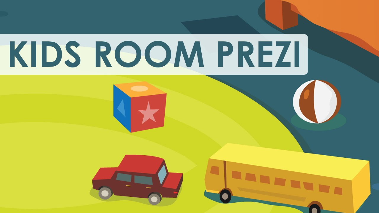 Kids room prezi template youtube for Prezi templates for teachers