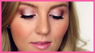 Rosy Valentine's Day Makeup Tutorial Thumbnail