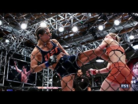 Performance Replay: Tatiana Suarez vs. Kate Jackson
