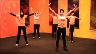 Senam Seni 1 MALAYSIA (EDISI 9/1/2012/JKKN-SPM/RTM)