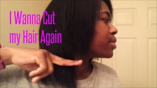 VLOG 12.22.14 | I Wanna Cut My Hair Again✂