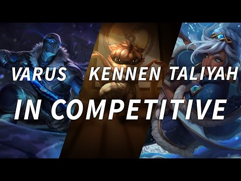 Gameplay Dark Star Skins Thresh e Varus - League of Legends