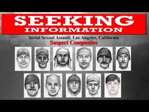Wanted By the FBI: Los Angeles Area Rapist