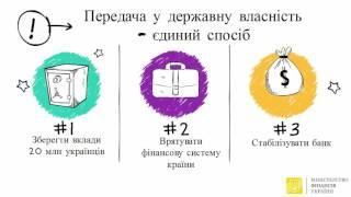 АНАТОЛИЙ ШАРИЙ .Про перехід ПриватБанку в державну власність