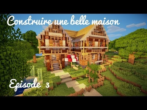 Construction d'une belle maison - Ep.03: Rendu final exterie