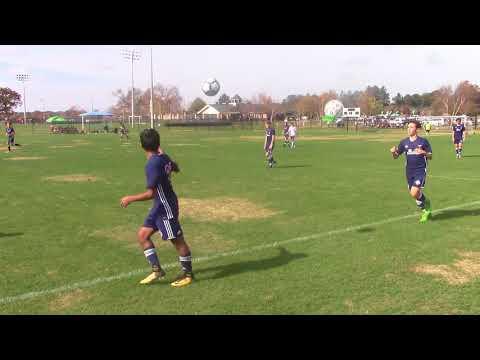 CFC Academy 01 Boys Premier vs. TUSC 01 Boys Red - Semi-Finals