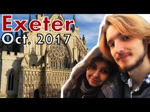 A Taste of Exeter (UK) w/ my girlfriend