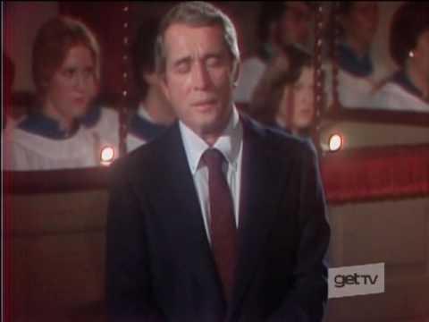 Perry Como Live - Ave Maria (1978)