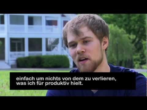 Sudbury Valley School - Focus and Intensity - mit deutschen Untertiteln