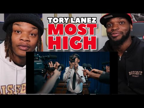 COMEBACK?   Tory Lanez - Most High (Official Music Video) REACTION