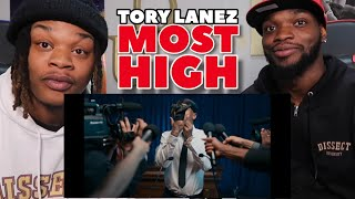 COMEBACK? | Tory Lanez - Most High (Official Music Video) REACTION