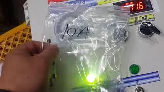 DC모터 정역제어 비닐하우스 온도 시간 복합 모터제어 …