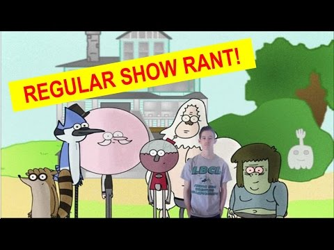 Modern Regular Show Rant (Seasons 5 + 6)