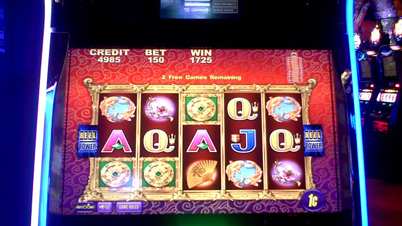 Slot Machine Bonuses