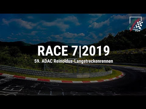 RE-LIVE: 7th round VLN Endurance Championship Nürburgring