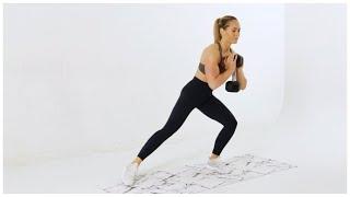 Week 12 Day 2 //Fierce TABATA // Plus LEGS + BOOTY Workout!