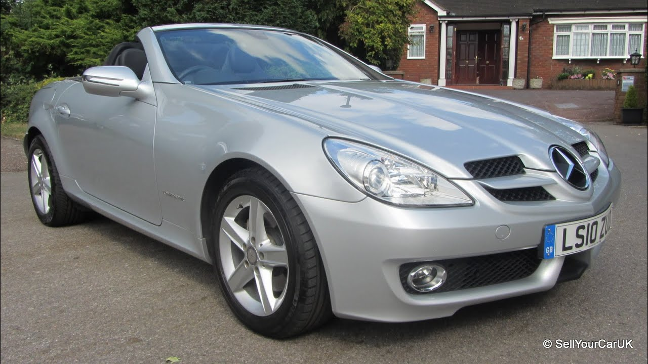 selling 2010 mercedes benz slk 200 kompressor lady owner 10k miles from new fmbsh tax mot. Black Bedroom Furniture Sets. Home Design Ideas
