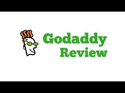 Godaddy hosting review   Godaddy reviews 2019   Godaddy website builder review  