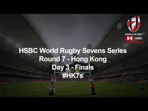 HSBC World Rugby Sevens Series 2019 - Hong Kong Day 3