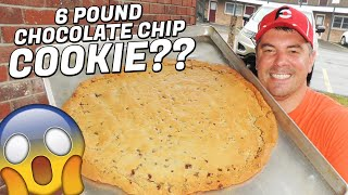 6lb Impossible Chocolate Chip Cookie Challenge!!