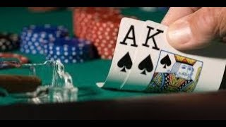 Me playing Texas Hold 'em 28/02/18 (5 min vid)