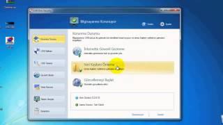 Ders4:Flash Bellek Virüsleri-USB Disk Security