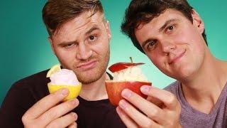 Dudes Do Pinterest Summer Fruit Hacks