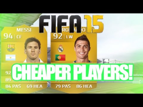 FIFA 15 Ultimate Team ALL PLAYERS CHEAPER!! How & Why!