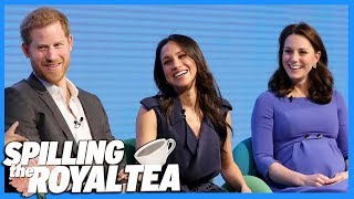 Meghan Markle & Prince Harry's  Date With Kate Middleton & Prince William | Spilling The Royal Tea