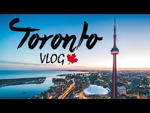 Vlog A TORONTO • Canada 🇨🇦 2018 • 4k