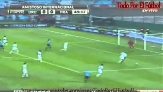 Uruguay vs Francia | (1 - 0) | Resumen Completo & Goles | Amistoso Internacional 2013 | 05/06/13