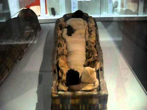 THE EGYPTIAN DEAD.