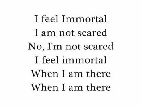 Tarja Turunen - I Feel Immortal (with lyrics)