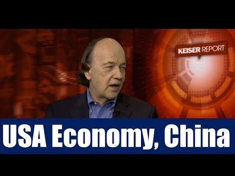 Jim Rickads: China's Coming Meltdown Will Rapidly Spread to U S - Rising Economic Head Winds