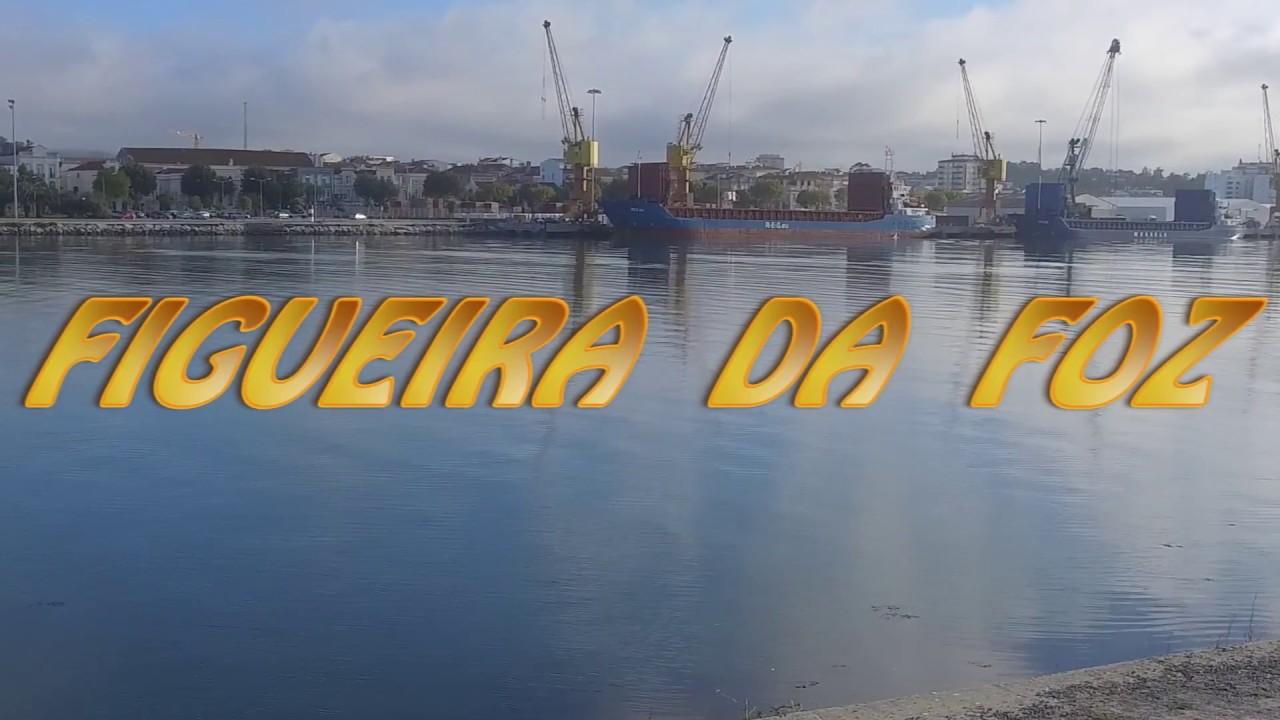VOO SOBRE FIGUEIRA DA FOZ - YouTube