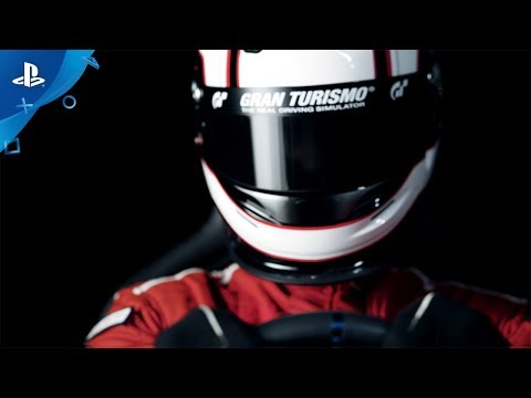 Gran Turismo Sport – Join The Human Race PS4 Trailer | E3 2017