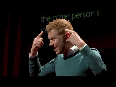 How not to take things personally? | Frederik Imbo | TEDxMechelen