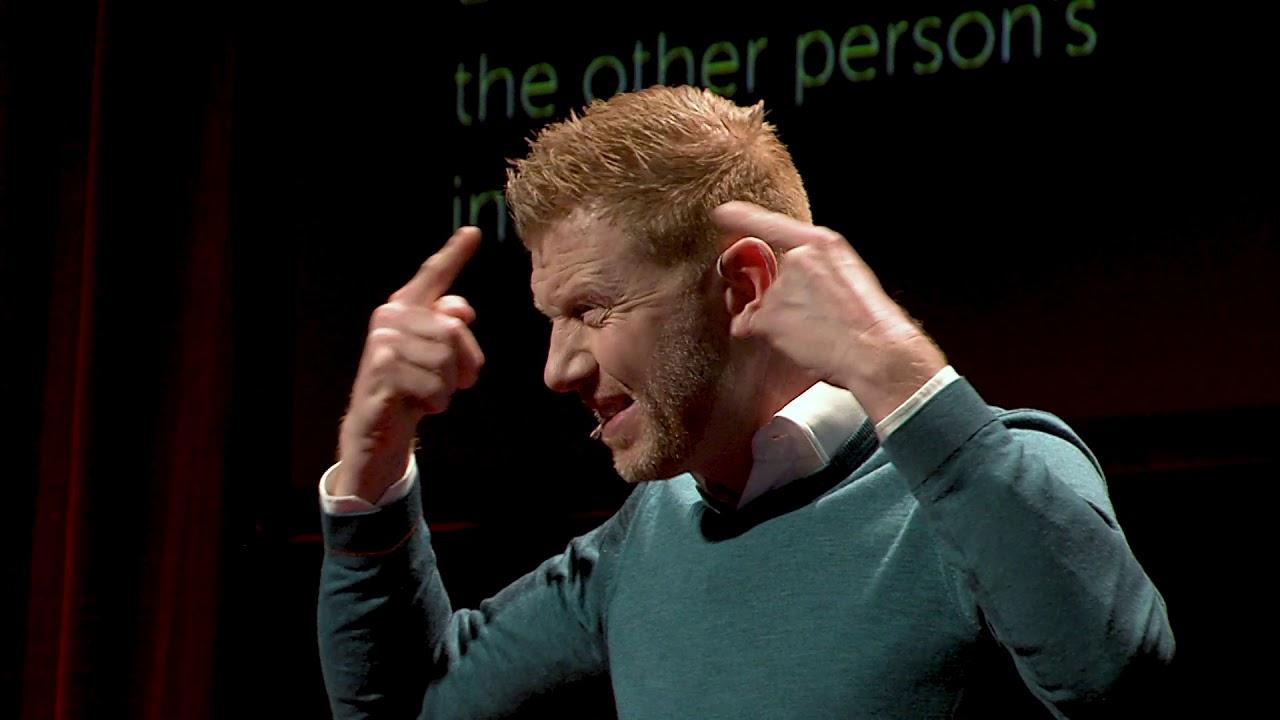 How not to take things personally? | Frederik Imbo | TEDxMechelen