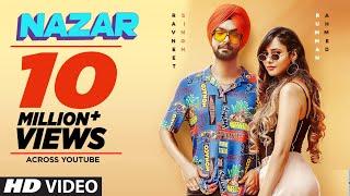 Download Nazar (Full Song) Ravneet Singh | Vee | Rumman Ahmed | Latest Punjabi Songs 2020