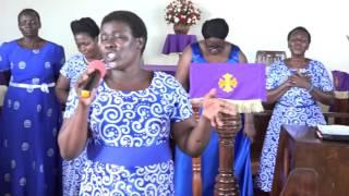 Luo Worship - St. Peter's Church Naguru, Kampala