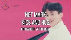 💚 NCT MARK KISS AND HUG COMPILATION 💚 (MARK FUNNY MOMENTS)