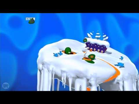 CBBC ident 2002 to 2005 - ident end of CBBC Channel