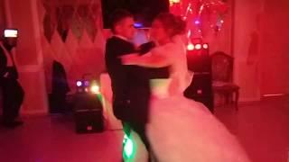 Свадебный танец Дмитрия и Марии (20.10.18)