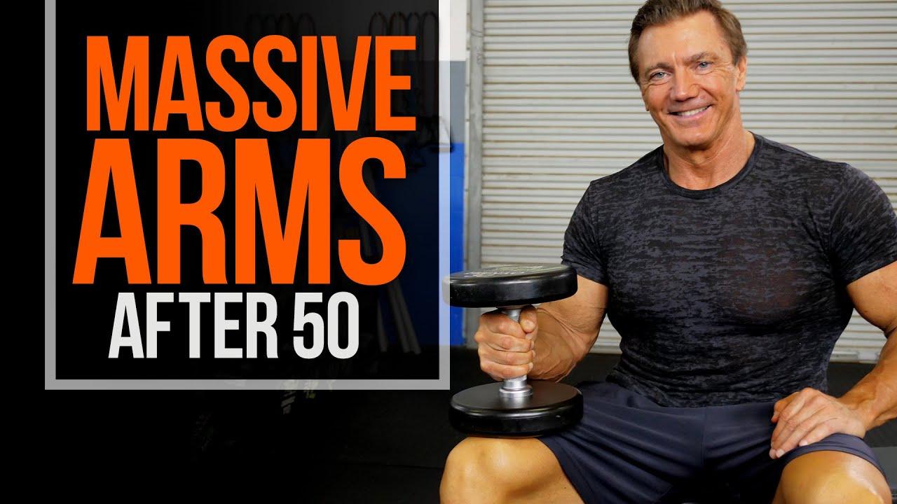 TOP 20 Arm Training Exercises for Men Over 20 Ft. John Hansen